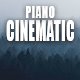 Cinematic Piano Trailer Intro Logo