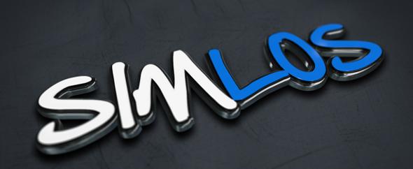 Simlos profil page