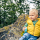 Little boy hiking in mountins - PhotoDune Item for Sale
