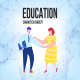 Education - Flat Concept - VideoHive Item for Sale