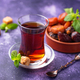 Turkish tea with dried fruits - PhotoDune Item for Sale
