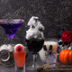 Set of various Halloween drinks - PhotoDune Item for Sale