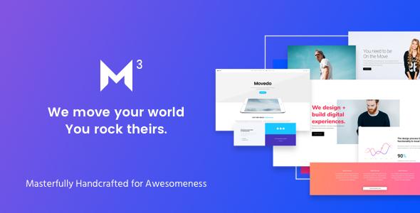 Download Movedo – Responsive Multi-Purpose WordPress Theme Nulled