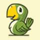 Parrot - Logo Mascot