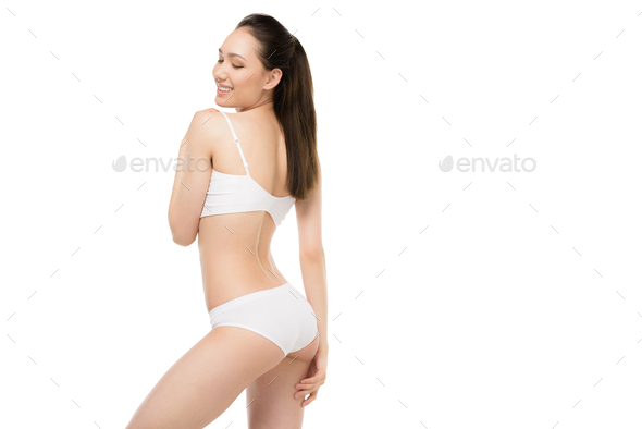 White Asian Panties Jpg