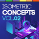 Isometric Technology Concepts Pack VOL02 - VideoHive Item for Sale