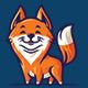 Foxids - Logo Mascot