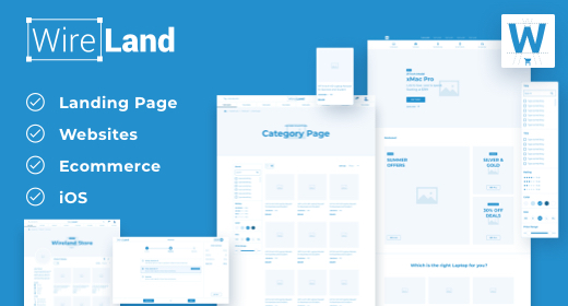 Wireframe Bundle Collection
