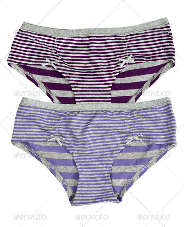 purple striped pants - Stock Photo - Images