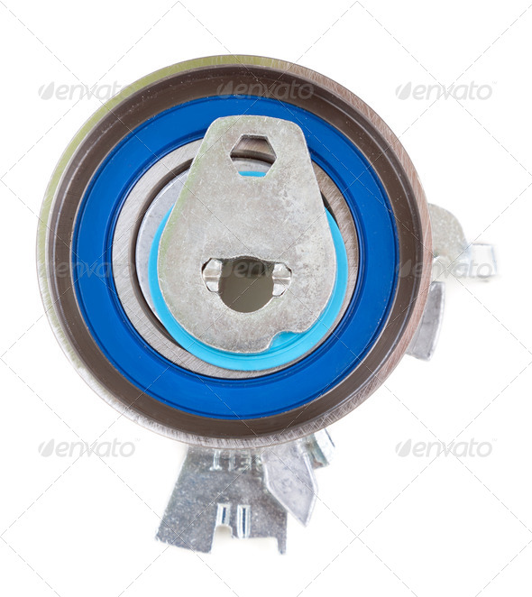 Timing tensioner - Stock Photo - Images