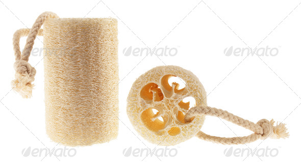 Loofah - Stock Photo - Images