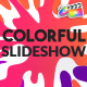 Colorful Slideshow | FCPX