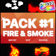 Fire And Smoke Pack 01 | FCPX