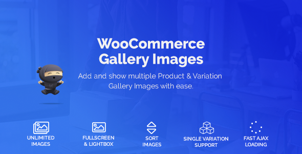 Download WooCommerce Product & Variation Gallery Images Free Nulled
