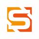 Square Letter S Logo
