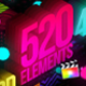 Modern Pack of Titles and Elements for FCPX - 4K
