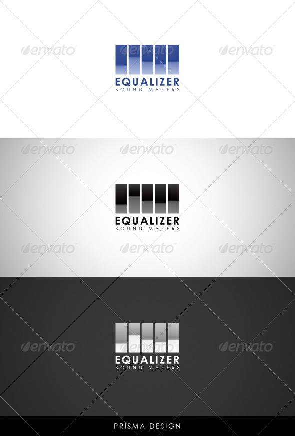 Equalizer Logo - Symbols Logo Templates