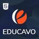 Educavo - Education HTML Template