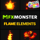 Flame Elements | FCPX
