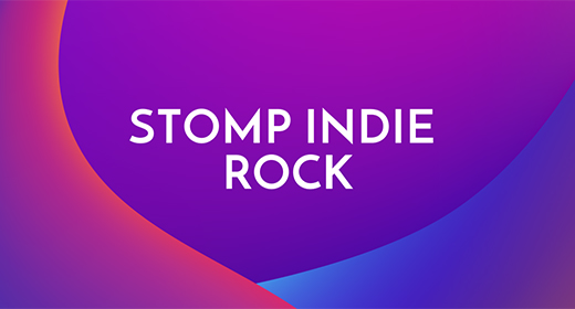 Stomp Indie Rock