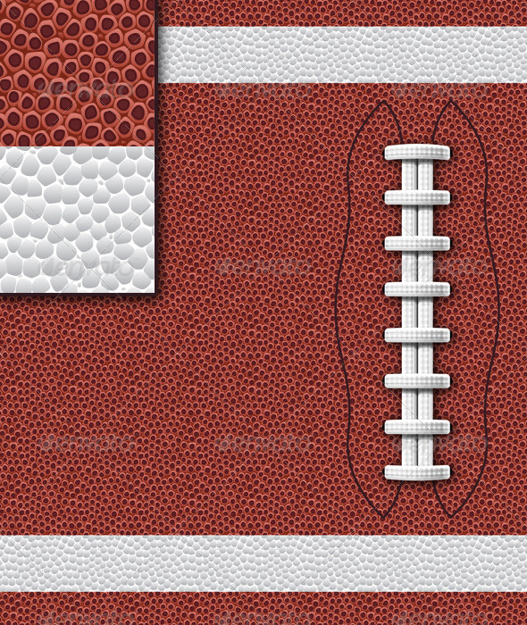 Football Pattern Background - Backgrounds Decorative