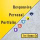 Responsive Personal Portfolio Template