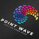 Circle Wave Colorful Logo