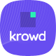 Krowd - Crowdfunding & Charity WordPress Theme