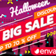 Halloween Sale Promo - VideoHive Item for Sale