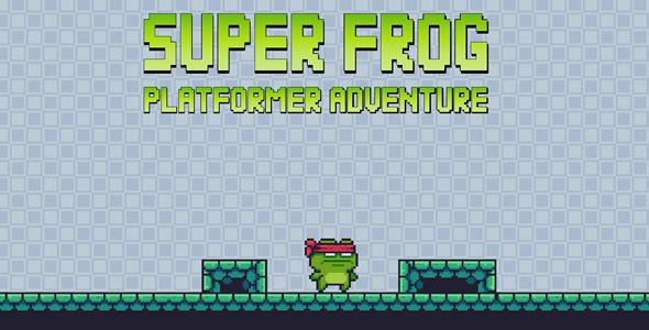 Super Frog Plataformer Adventure