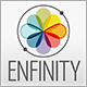 Enfinity - Adaptive Ecommerce Portfolio WP theme Nulled