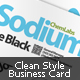 Clean Style Rounded Card With QRCode - GraphicRiver Item for Sale