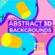 Abstract 3D Backgrounds - VideoHive Item for Sale