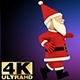 Santa Run Christmas - VideoHive Item for Sale