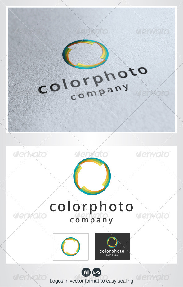 Color Photo Logo - Symbols Logo Templates