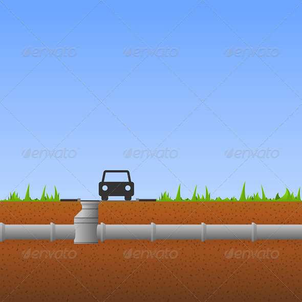 Concrete Pipes - Industries Business