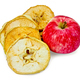 Apple fresh red and slices of dried - PhotoDune Item for Sale