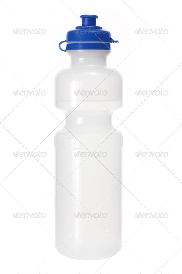 Plastic Flask - Stock Photo - Images