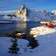 Hamnoy village in winter seasons, Lofoten Islands, Norway - PhotoDune Item for Sale