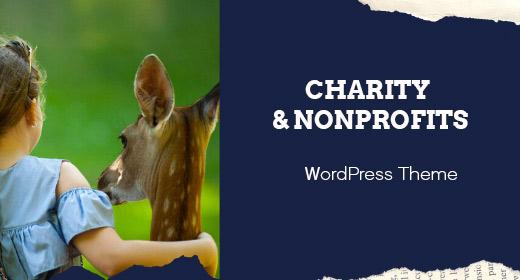 Best Nonprofit & Charity WordPress Themes