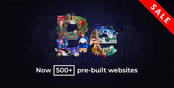 BeTheme - HTML Responsive Multi-Purpose Template by BeantownThemes