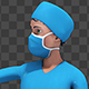 Nurse Cartoon 3d Character (7-Pack) - VideoHive Item for Sale