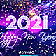 New Year Eve Party Countdown 2021 - VideoHive Item for Sale