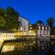Lueneburg Ilmenau and Old Town At Night - PhotoDune Item for Sale