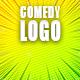Funny Comedy Intro Logo