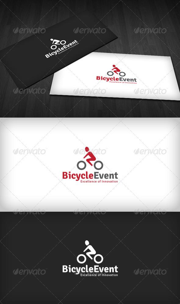 Bicycle Event Logo - Symbols Logo Templates