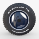 Range Rover Classic Wheel BF Goodrich Mud