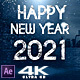 New Year Diamond Countdown v2 4K - VideoHive Item for Sale