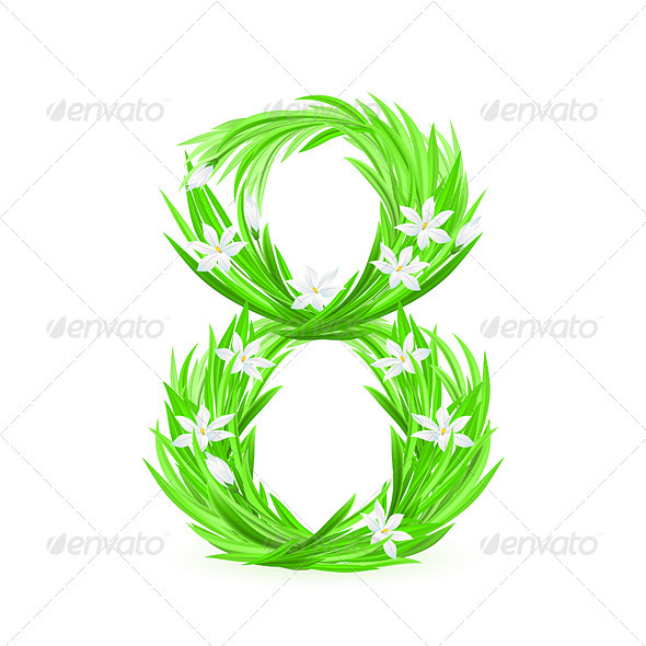 Alphabet symbol - Decorative Symbols Decorative