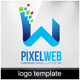 Pixel web - GraphicRiver Item for Sale